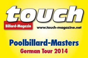 Unser Turnier wird übrigens Teil der German-Tour 2014!